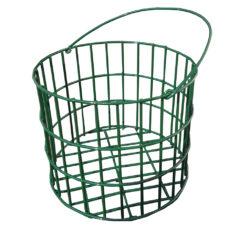 Green Ball Basket