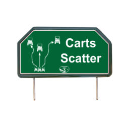 Carts Scatter