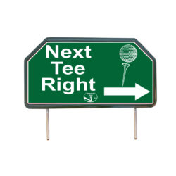 Next Tee Right