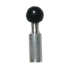 Swivel Lock - Aluminium