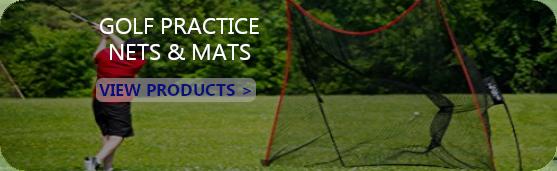 Golf Practice Nets & Mats